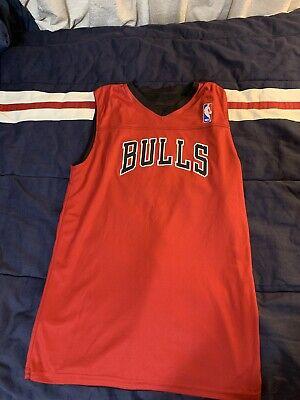 NBA Chicago Bulls reversible practice jersey #2 Adult S