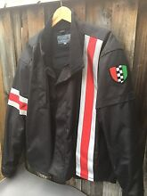 "Corazzo Italian Jacket - Black / Mens Size 44-48"" (XXL) Rozelle Leichhardt Area Preview"