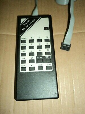 Relm Pm 100 Programmer Lm Series Transceiver Used