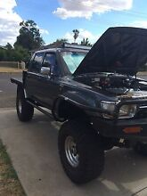 1992 Toyota hilux injected 5.0ltr v8 Tamworth 2340 Tamworth City Preview