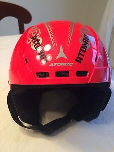 Youth Boys Ski Helmet Size Small