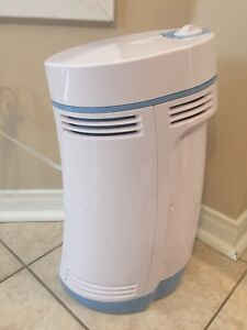 Allanson Swordfish UV Air Purifier Eliminates Bacteria