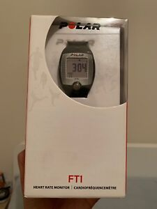 Watch Polar FT1 Heart Rate Monitor- New