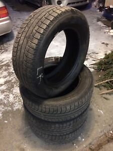 235/60R17 MICHELIN X-ICE *SNOW TIRES
