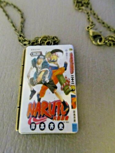 Naruto Necklace  #NA7 (New)