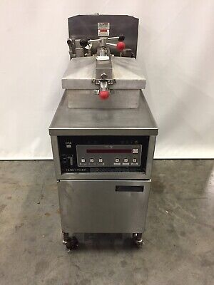 Henny Penny 600c Commercial Gas Pressure Fryer Single Phase