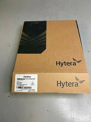 Hytera Pd752i U2 Portable Dmrtrbo Compatible Gps New In Box