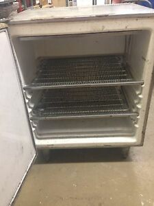 Commercial Electric Cube freezer