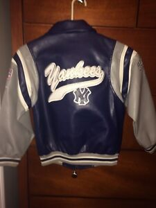 Child's Yankees jacket. 6x/7