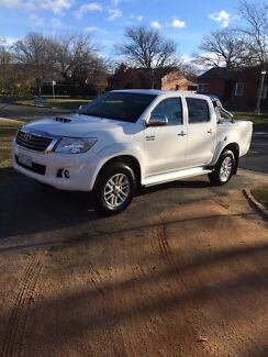 Toyota Hilux 4x4 Narrabundah South Canberra Preview