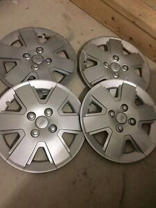 Ford OEM hubcaps universal