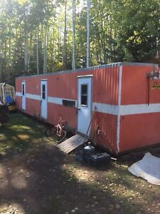 10x40 skid shack tool shed