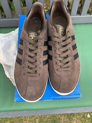 Adidas Bamba Size 8 Rare C/W Deadstock