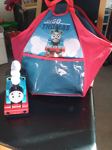 Thomas back pack plus thomas torch vgc. Meadow Springs Mandurah Area Preview