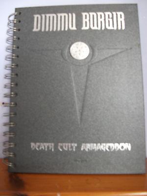 DIMMU BORGIR - THE DEATH CULT ARMAGEDDON STEEL BOOK COLLECTION (2003)