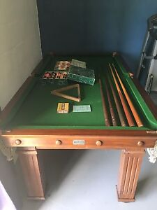 Billiard Table Lucknow East Gippsland Preview