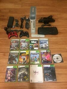 XBox360 and games