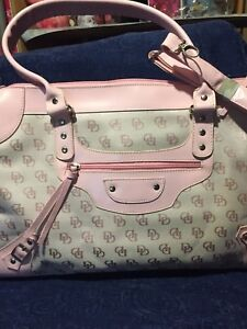 Pink travel bag new