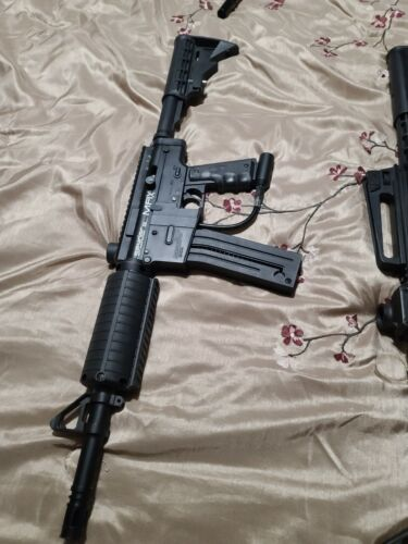 Spyder MRX paintball gun