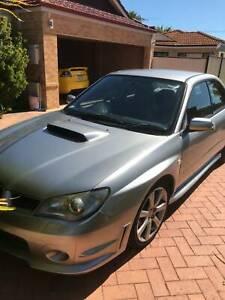 2006 Subaru Impreza Wrx (awd) 5 Sp Manual 4d Sedan