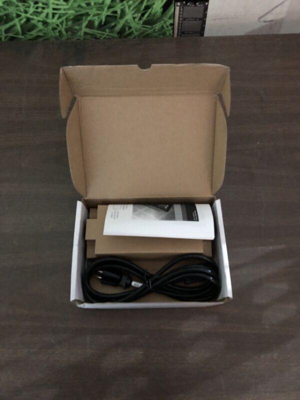 BLACK BOX LPJ000A-F-R2 802.3AF 10/100/1000 POE POWER INJECTOR 56V