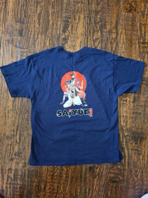Saiyuki Anime XL T Shirt 2000