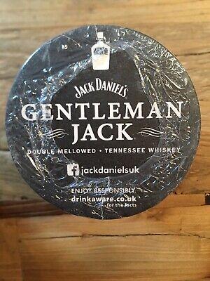 100x Jack Daniels Gentleman Jack Coasters (New)