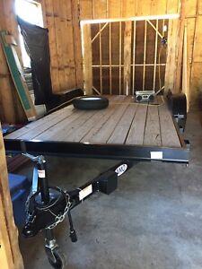 16 foot car trailer