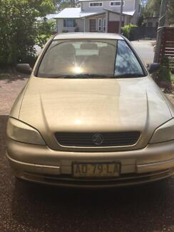 Holden Astra 2005 5 speed manual