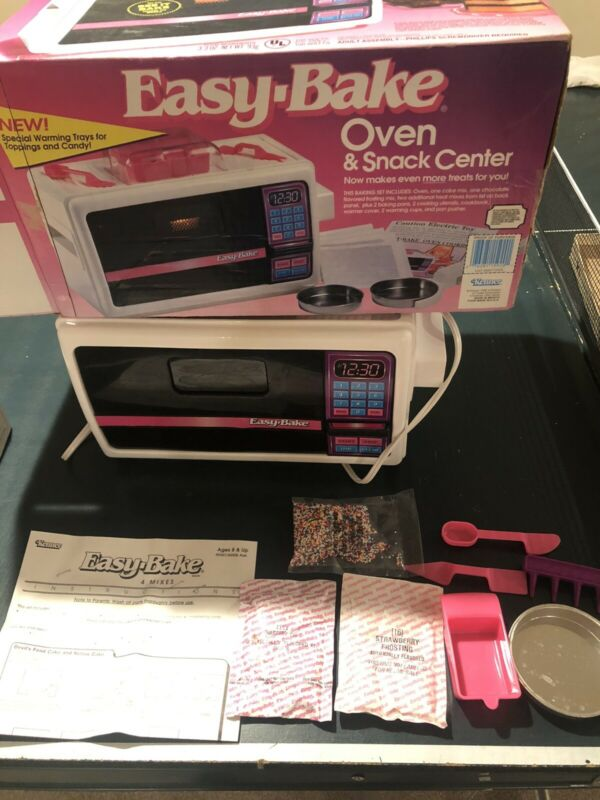 1992 keener Easy-Bake Oven  Works