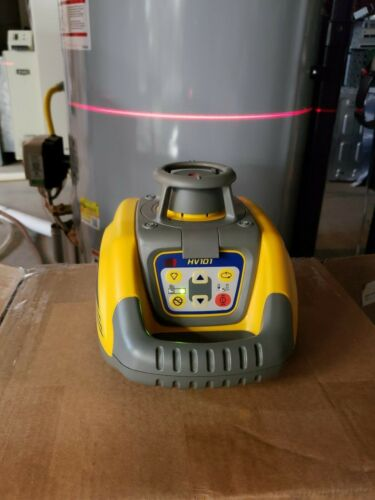 Spectra Precision HV101 Laser Level Calibrated and ready to use!