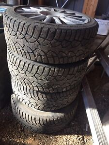 2011 Ford Focus Winter Tires