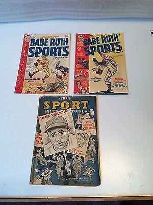 Golden Age Baseball Comics