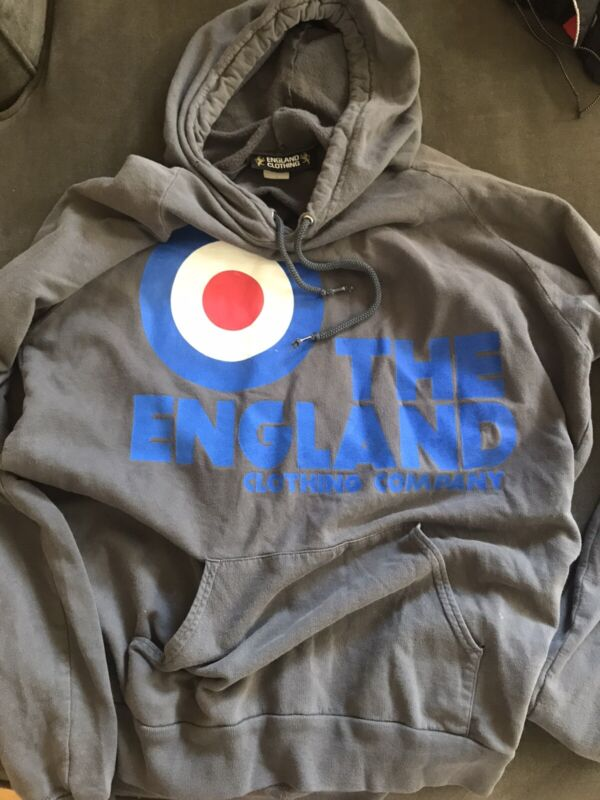 ENGLAND CLOTHING sweatshirt vintage aggressive inline rollerblading