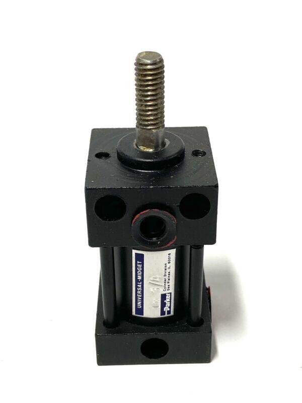 ~Parker Hannifin Universal Midget Air Cylinder Series S 1-1/8 x 1