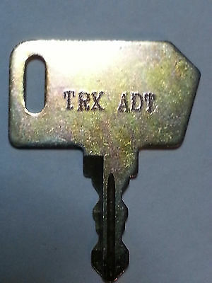 Terex Articulating Dump Truck Heavy Equipment Key-new- Also Fits Honda Gsx