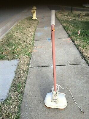 Vintage Regina Floor Buffer Scrubber Model Ts Tested And Working
