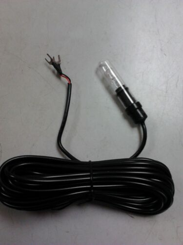 Submersible Mini Light for Fountains & Ponds - 10w 12v Transformer Not Included