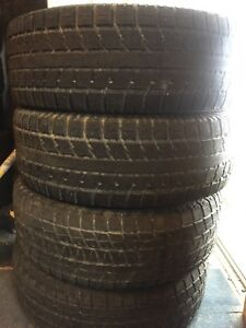4-275/65R18 P Toyo studless winter tires