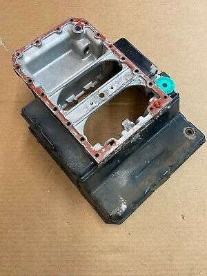 Yanmar 3tne66k Upper Oil Pan
