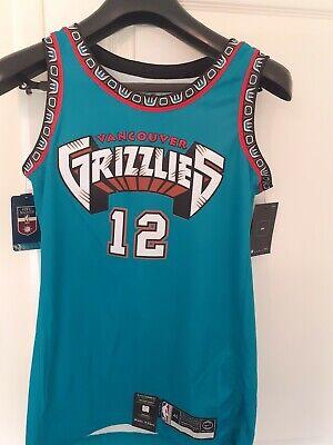 Nike nba swingman jersey. Size small.  Vancouver grizzled morant 12 .