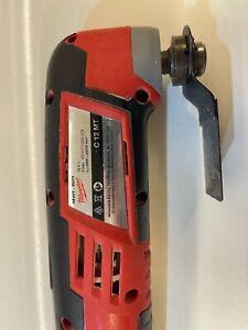 Milwaukee 12V Cordless Fuel Multi Tool - Skin Only