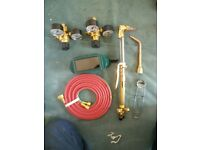 "Gentec Brass Case 2/"" 4000 PSI Regulator Gauge Model 22-G20B-F4MSP"