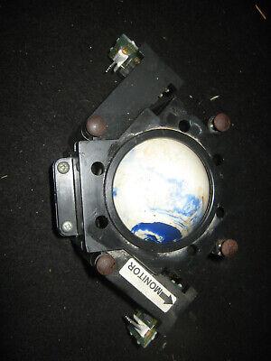 Arcade cabinet Happ  CONTROLs Inc.  Blue /white marbled TRACKBALL controller ()