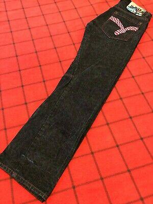 INDIGO RED DENIM CO. GIRL'S waist 32 inch PREMIUM QUALITY BOOTCUT JEANS Jeans Red Bootcut Premium Denim