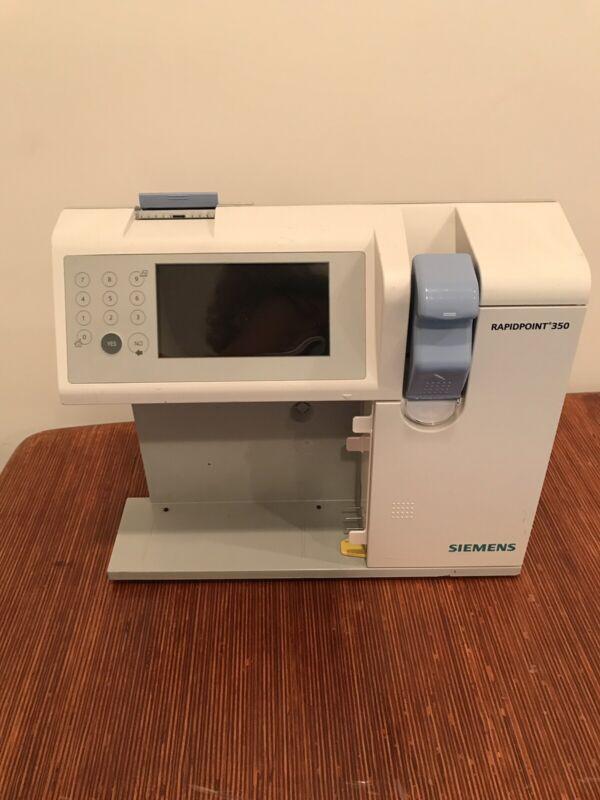 Rappidpoint 350 Blood Gas Analyzer
