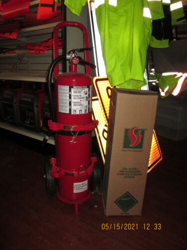 30lb ABC Fire Extinguisher