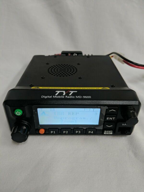 TYT MD-9600 Digital Mobile Radio VHF UHF Dual Band