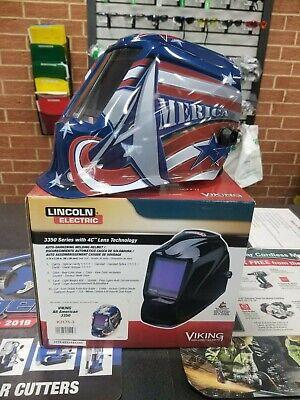 Lincoln Viking K3175-3 All American Welding Helmet