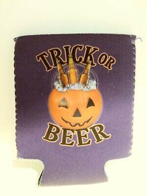 Halloween Beer Koozies (HALLOWEEN KOOZIE COOZIE BEER CAN BOTTLE HOLDER INSULATORSet of)